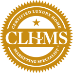 Certified Luxury Home Marketing Specialist - CLHMS